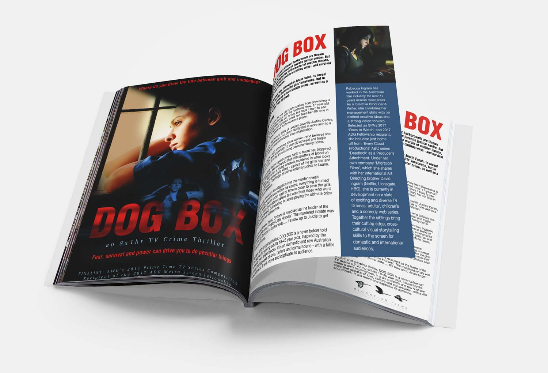 Dog Box TV Pitch Brochure By Mango Tree Media