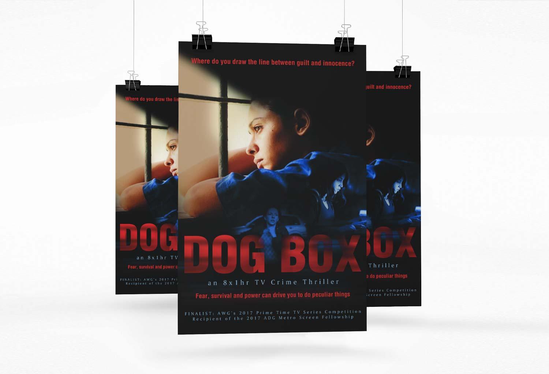 Dog Box TV Pitch Poster By Mango Tree Media