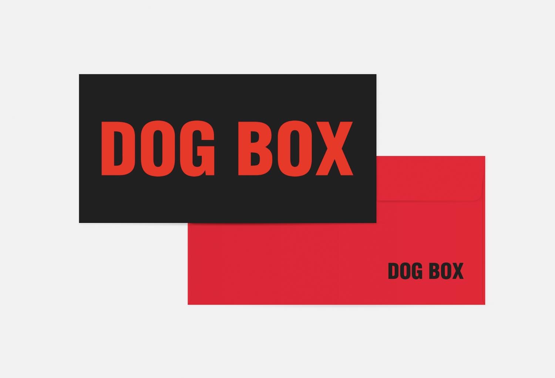 Dog Box TV Pitch Stationary By Mango Tree Media