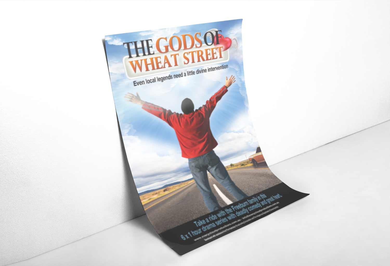 Gods Of Wheat Street One-Sheet TV Pitch Document By Mango Tree Media