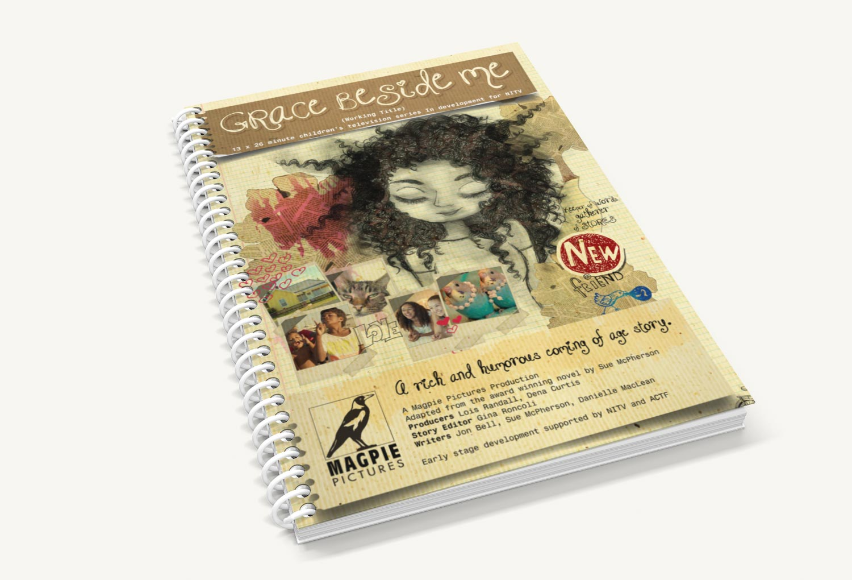 Grace Beside Me One-Sheet Film Pitch Mock Diary By Mango Tree Media