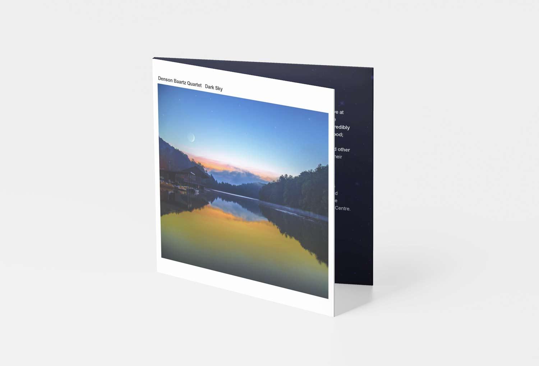 Martha Baartz Jazz Music CD Cover Music Graphic Design By Mango Tree Media