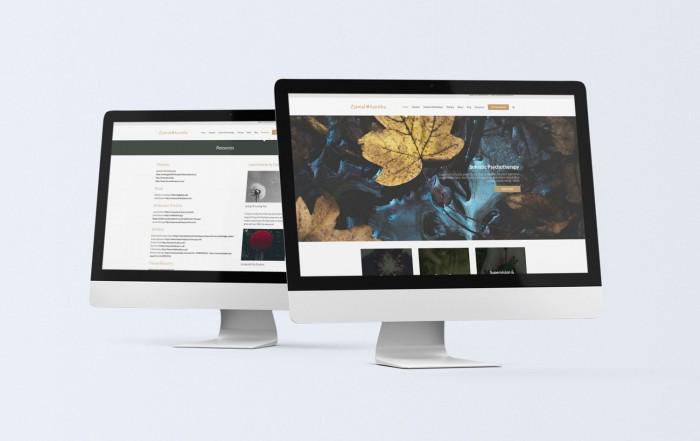 Zjamal Xanitha Psychology Website Design By Mango Tree Media