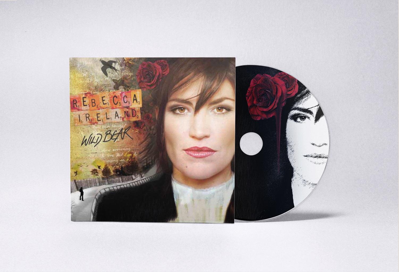 Rebecca Ireland CD Cover Music Graphic Design By Mango Tree Media