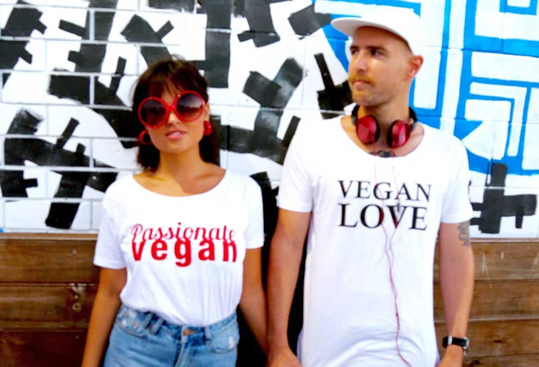 Vegan Tribe Fashion Tshirt Design By Mango Tree Media