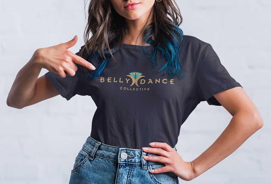 Mango Tree Media Belly Dance Collective Dance Merch Tshirt