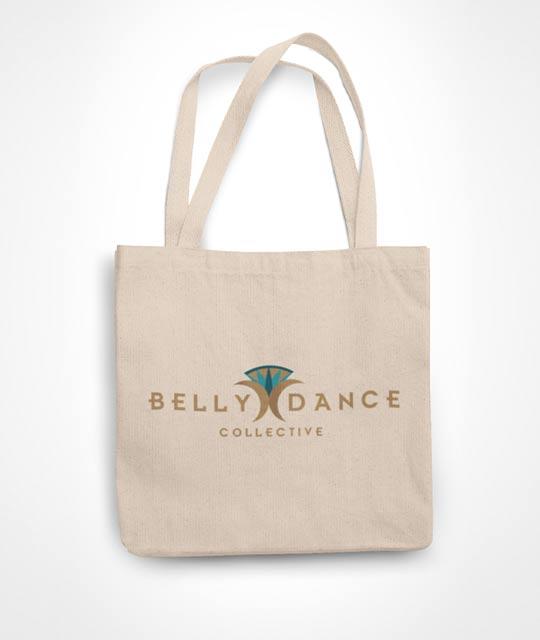 Mango Tree Media Belly Dance Collective Dance Merch Tote