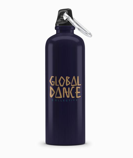 Mango Tree Media Global Dance Collective Dance Merch Water Bottle