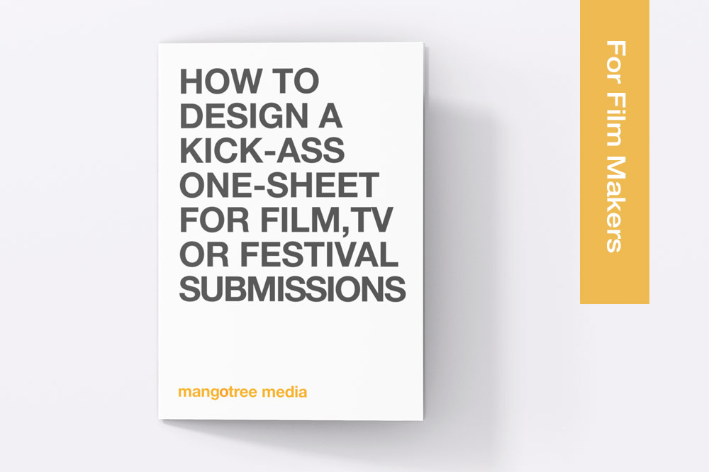 Film Graphic Design Pitch Document By Mango Tree Media